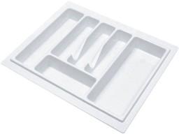 Wkład szuflady 430x60 aluminium (53cm x 43cm x 5cm) standard