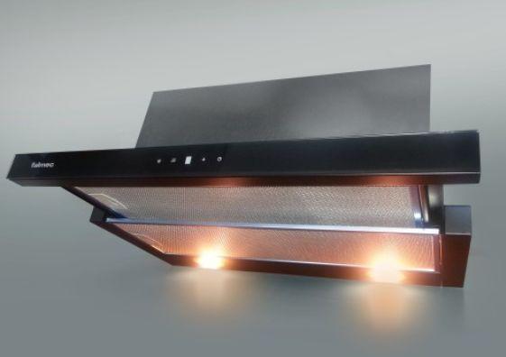 Okap do zabudowy FALMEC Slim Vetro Plus 60 Black