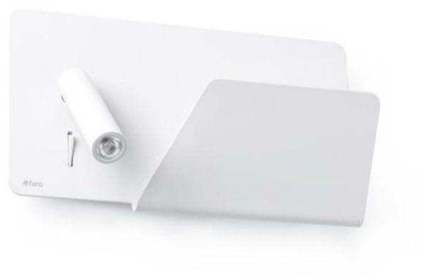 Suau L28 biały - Faro - lampa ścienna