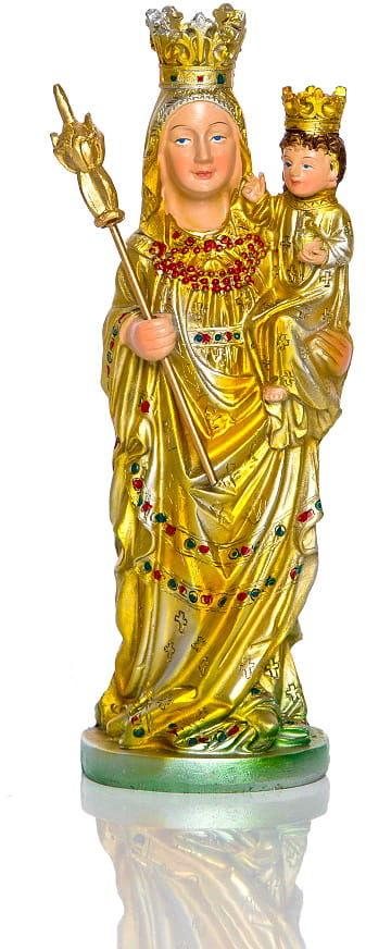 Figura Matka Boża Ludźmierska, 15 cm