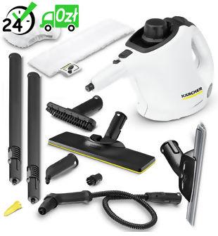 SC 1 Premium EasyFix Home Line parownica, mop parowy Kärcher +BRONZE DORADZTWO => 794037600, GWARANCJA 2 LATA, SPOKÓJ I BEZPIECZEŃSTWO