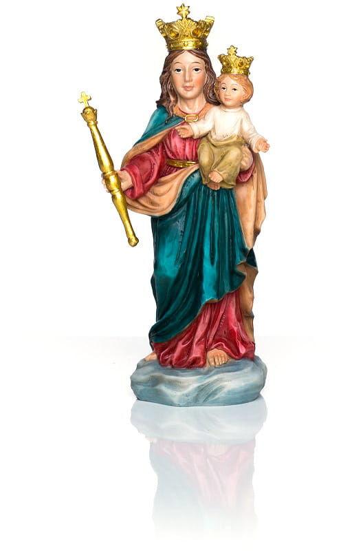 Figura Matka Boża Wspomożycielka, 15 cm