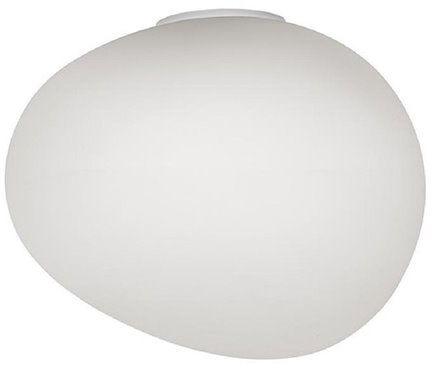 Gregg Midi H21 biały - Foscarini - lampa ścienna