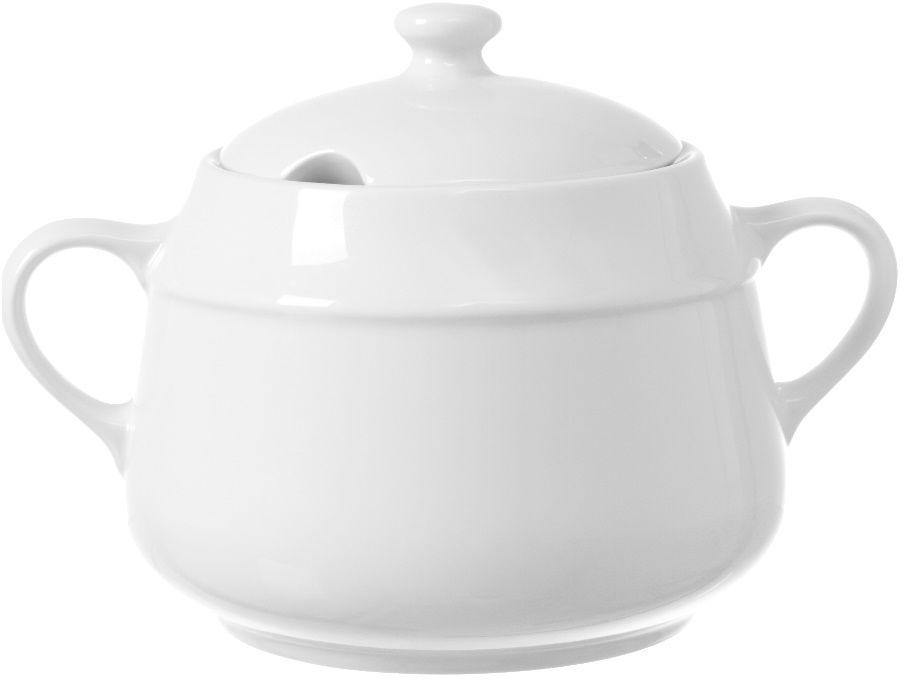 Waza na zupę porcelanowa BIANCO
