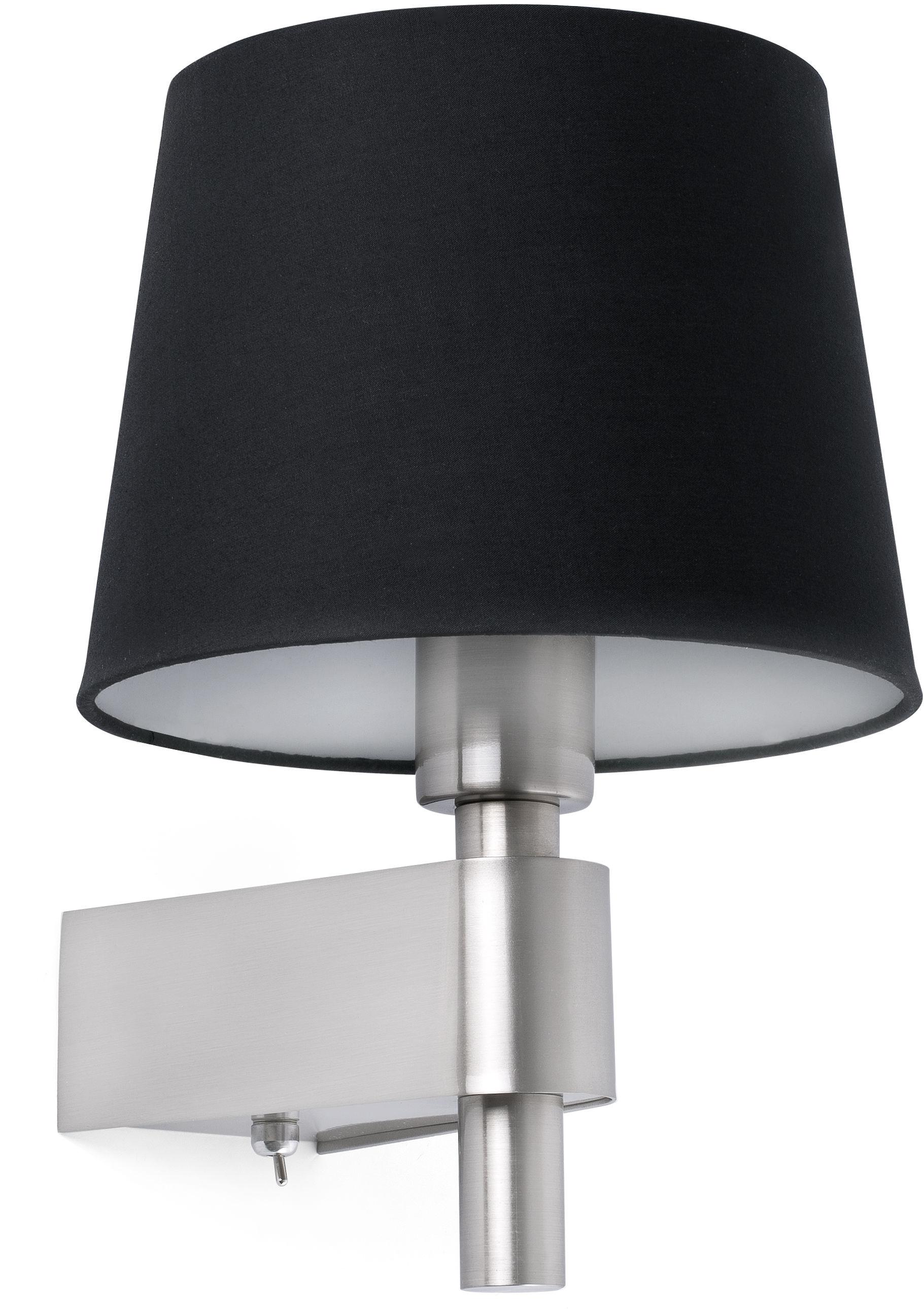 Room H29 czarny - Faro - lampa ścienna