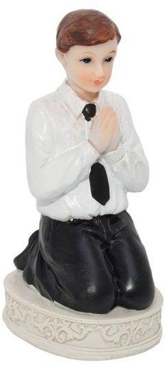 Figurka komunijna Chłopiec 11cm 1 sztuka KFF4C