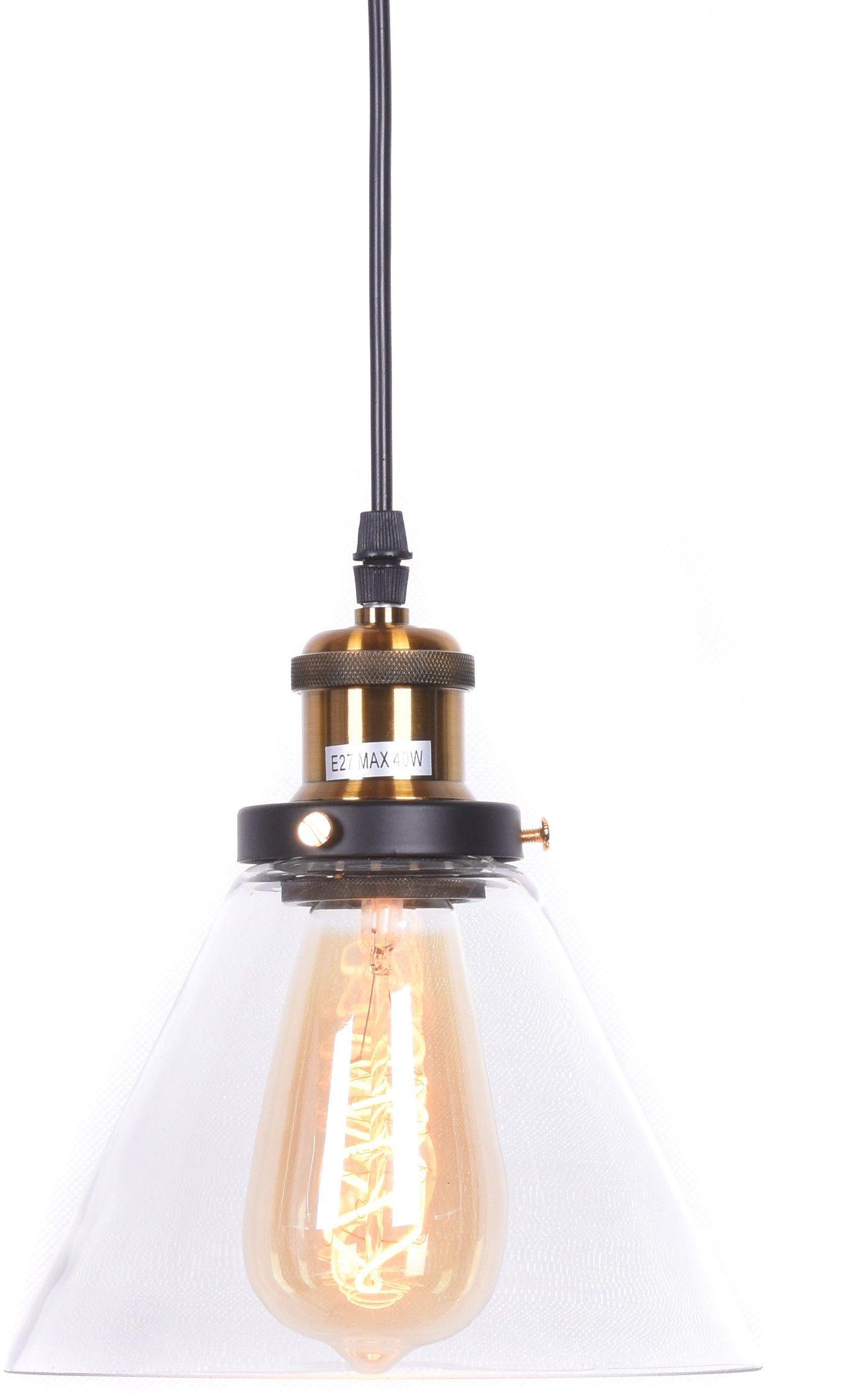 LAMPA WISZĄCA LOFT NUBI W1