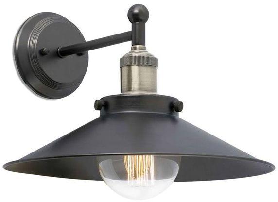 Marlin Ø30 czarny - Faro - lampa ścienna