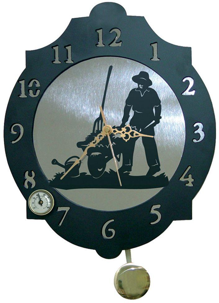 Imex The Fox 11366 zegar  bydło, 374 x 312 mm