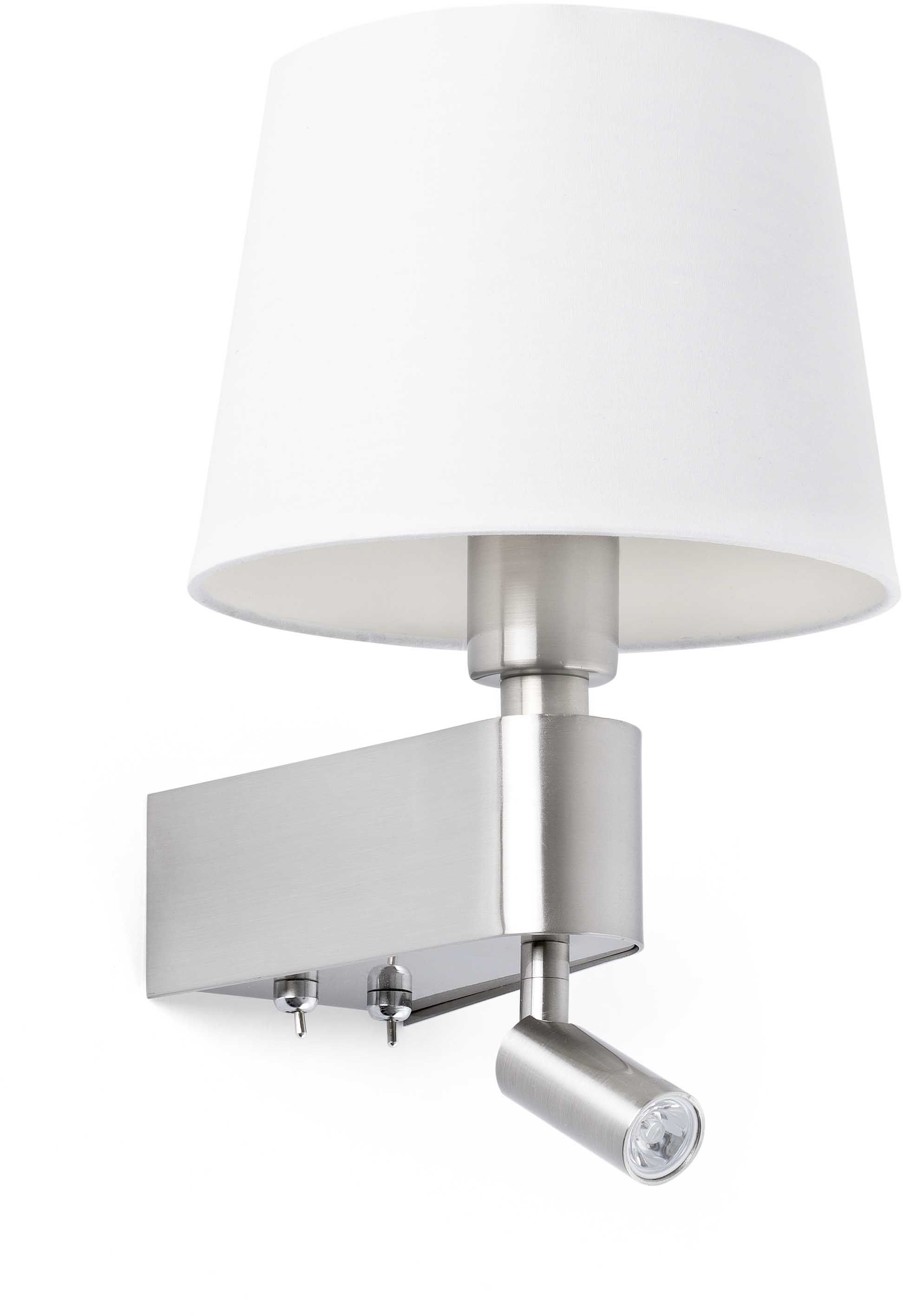 Room H29 biały - Faro - lampa ścienna