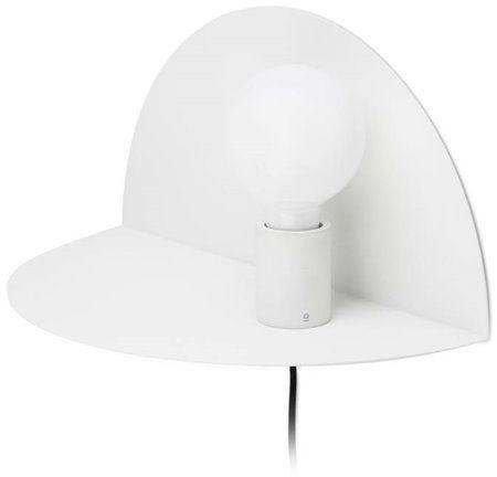 Nit L40 biały - Faro - lampa ścienna