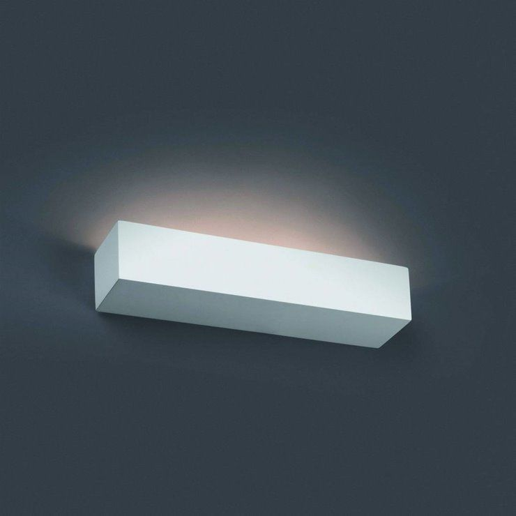 Eaco L35,3 biały - Faro - lampa ścienna