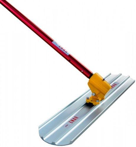Ręczna listwa oscylująca z magnezu ENAR TRO 1800 MG posadzkarska