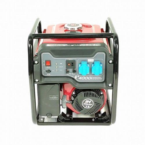 Cichy agregat prądotwórczy inwertorowy 3,8kW HOLIDA 4000i