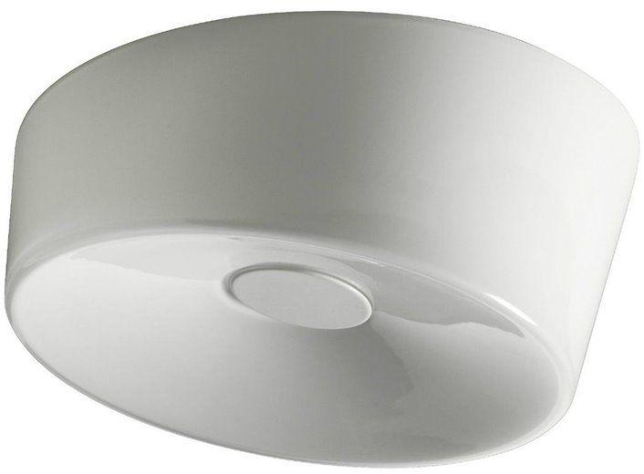 Lumiere Xxl Ø34 biały - Foscarini - lampa sufitowa