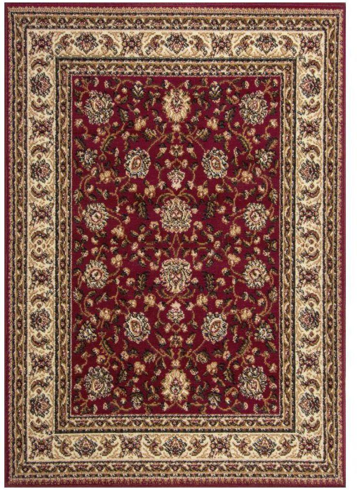 Dywan Orient czerwony 80 x 150 cm