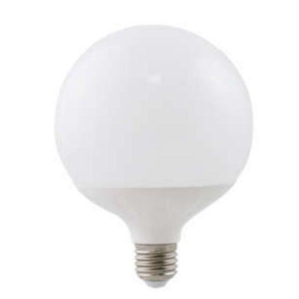 Żarówka LED E27 20W zimna 6400K kula G120
