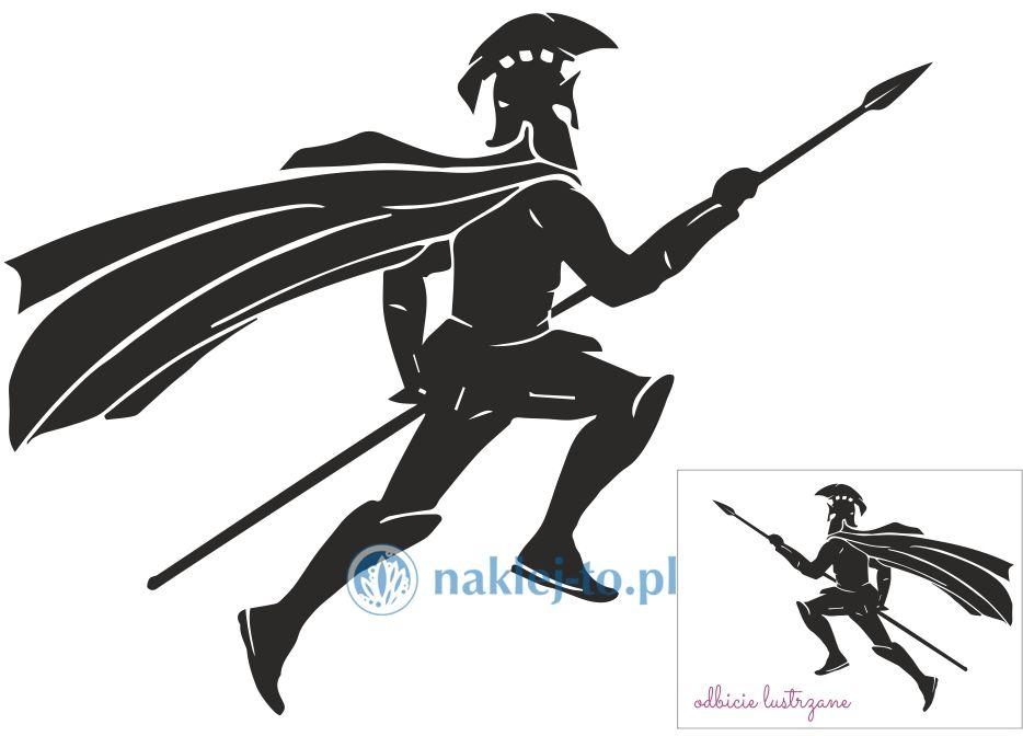 naklejka Spartakus naklejka na ścianę