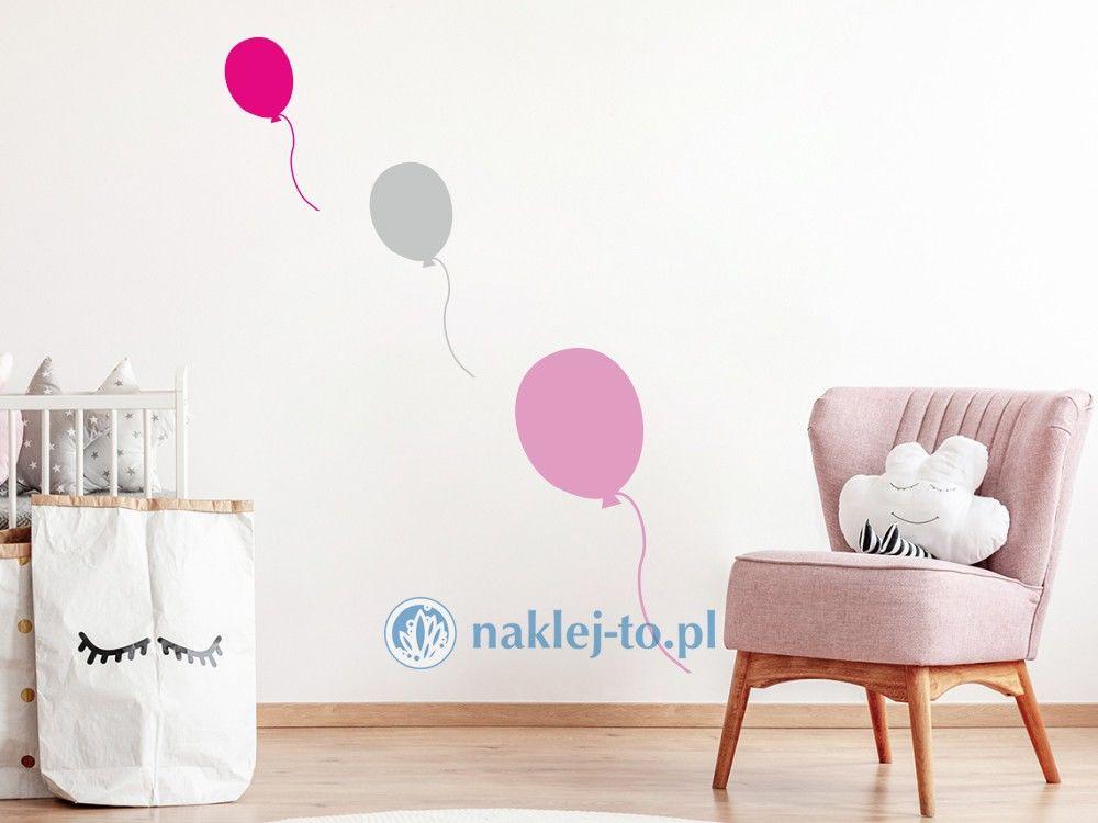 naklejka balonik naklejka na ścianę