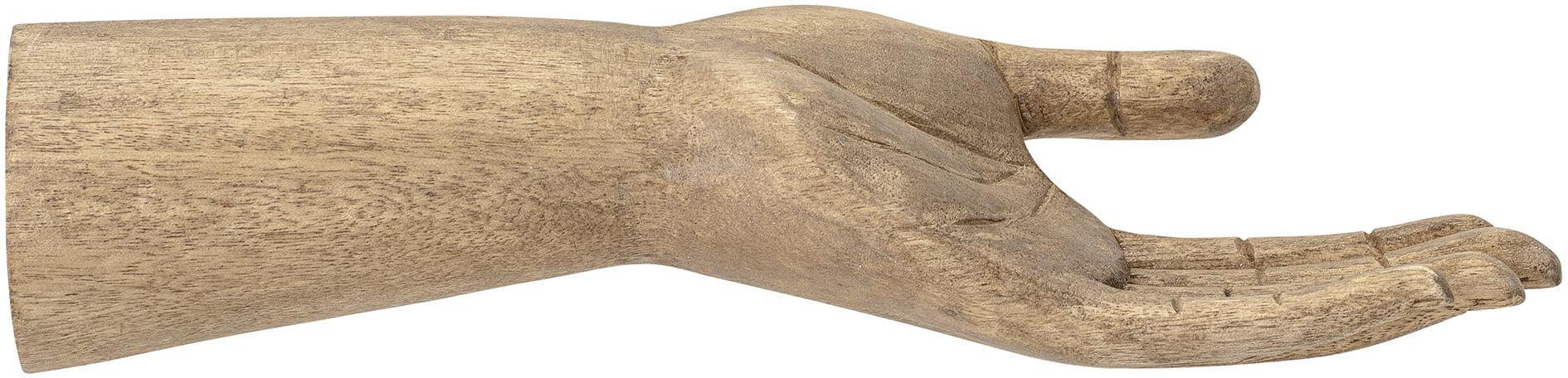 Drewniana Ręka