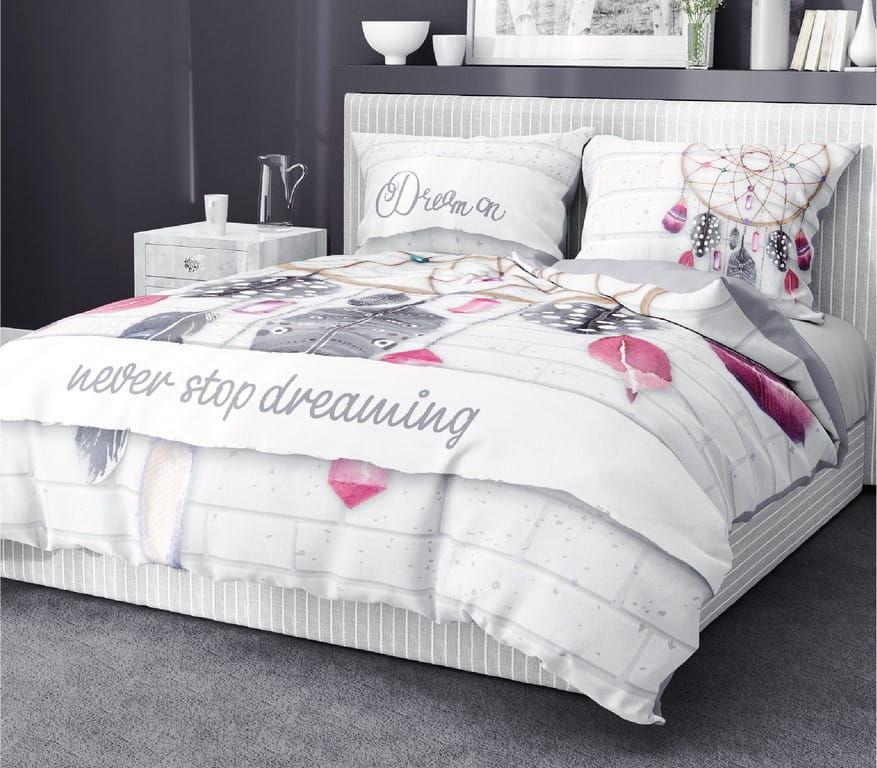 Pościel 220x200 bawełniana Komplet 100% bawełna Holenderska łapacz snów