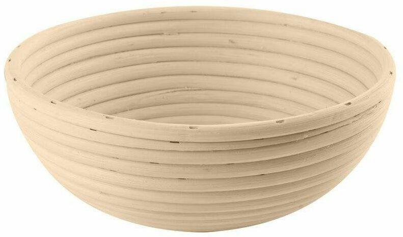 Koszyk rattanowy do wyrastania garowania chleba ciasta na chleb 1,2kg 21 cm