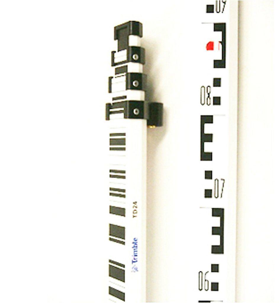 Łata kodowa do DiNi aluminiowa, teleskopowa TD24, 4 m 4 el