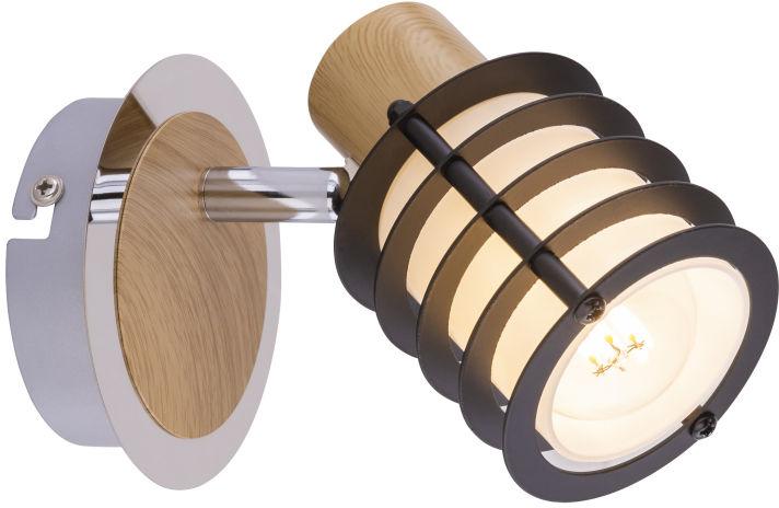 Globo VICI 54816-1 kinkiet lampa ścienna chrom 1xE14 40W 10cm