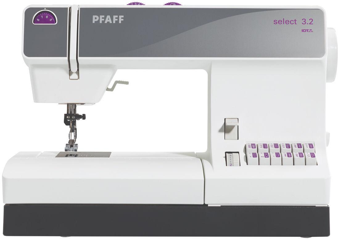 Maszyna do szycia Pfaff Select 3.2 - 27 ściegów