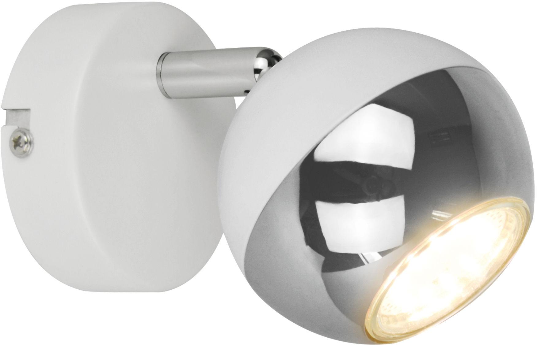 Zuma Line GU16016-1R-WH GASTER kinkiet lampa ścienna biały 1xGU10 50W 14cm