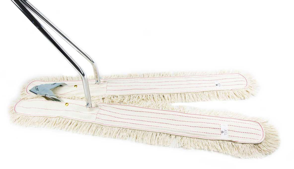 TTS mop nożycowy - kompletny mop bawełniany do pracy na mokro