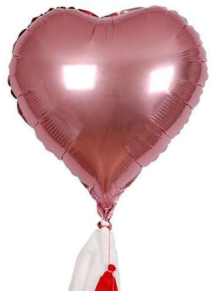 Meri Meri - Zestaw Balonów Serce