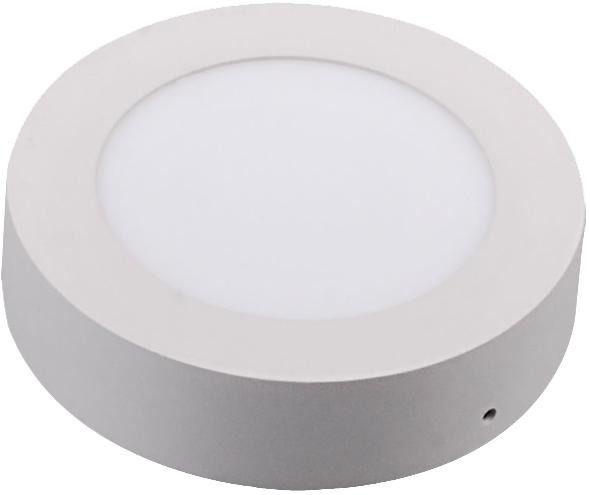 Oprawa sufitowa led - 12w - okrągła natynkowa