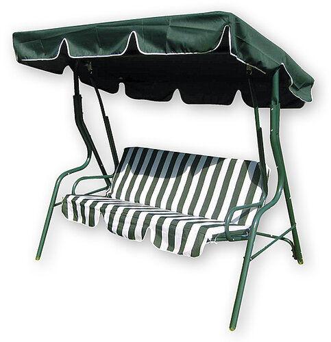 Happy Green Huśtawka ogrodowa Stripy II