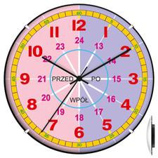 Zegar convex mój pierwszy zegar