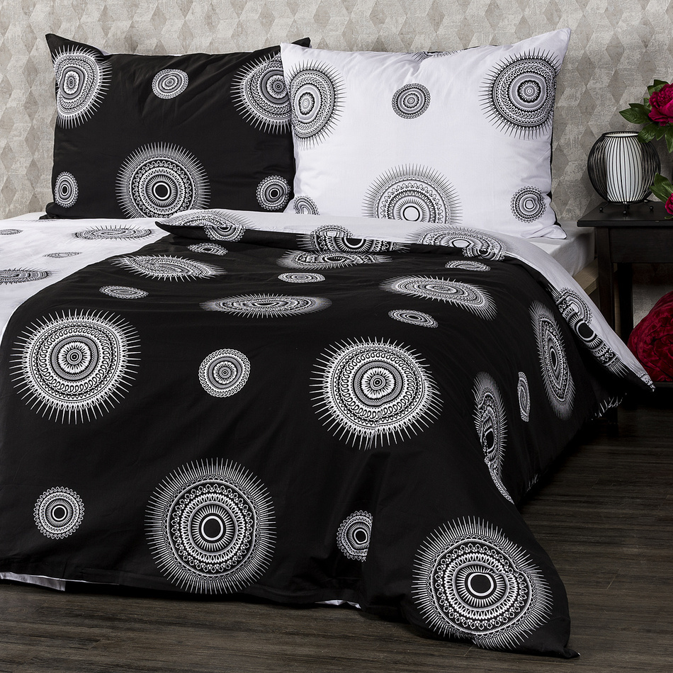 4Home Pościel bawełniana Tango, 160 x 200 cm, 70 x 80 cm
