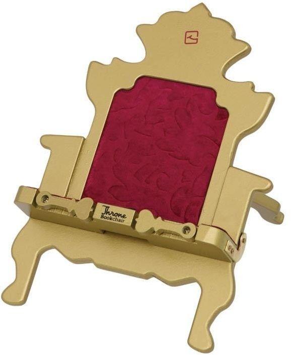 Podstawka pod książkę lub tablet - tron