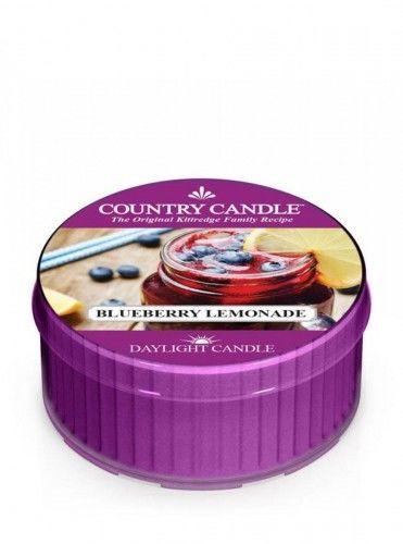 Country Candle - Blueberry Lemonade - Świeczka zapachowa - Daylight (42g)