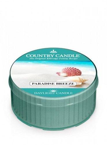 Country Candle - Paradise Breeze - Świeczka zapachowa - Daylight (42g)