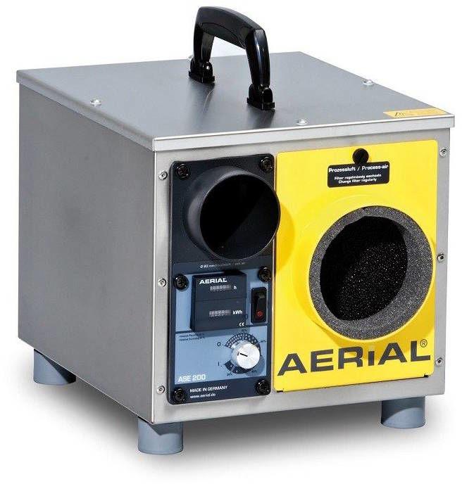 Osuszacz powietrza adsorpcyjny Aerial ASE 300 do zimnych pomieszczeń
