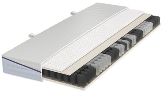 Materac SMART ELASTO SEMBELLA kieszeniowo-piankowy, Rozmiar: 90x200 Darmowa dostawa, Wiele produktów dostępnych od ręki!