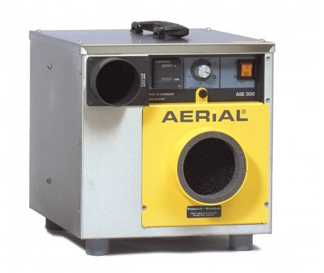 Osuszacz powietrza adsorpcyjny Aerial ASE 200 do zimnych pomieszczeń