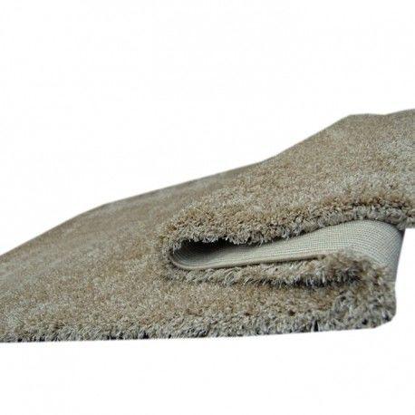 Wykładzina SHAGGY NARIN dark beige 60x100 cm
