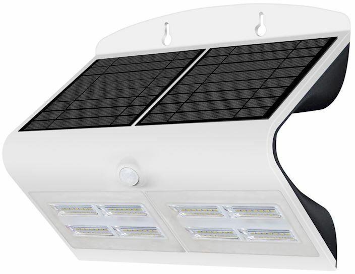 Lampka Solar Butterfly Biała 6,8W EKO3997Milagro  Skorzystaj z kuponu -10% -KOD: OKAZJA