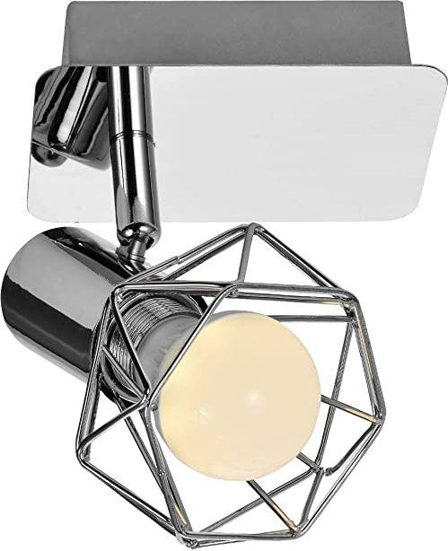 Activejet Reflektor Aje-Blanka 1P E14 1X40W ,Srebrny