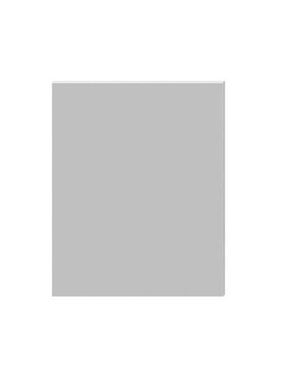 Roca Cube lustro 55x60cm PVC szary A812306406