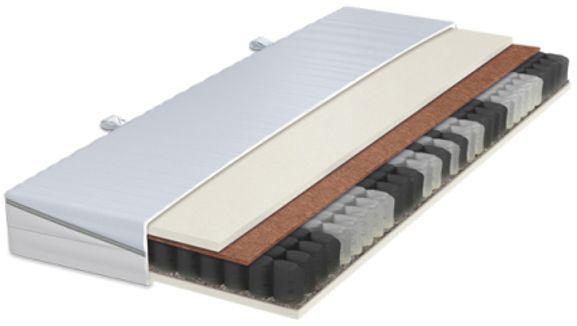 Materac SMART NATURA SEMBELLA kieszeniowo-piankowy, Rozmiar: 120x200 Darmowa dostawa, Wiele produktów dostępnych od ręki!