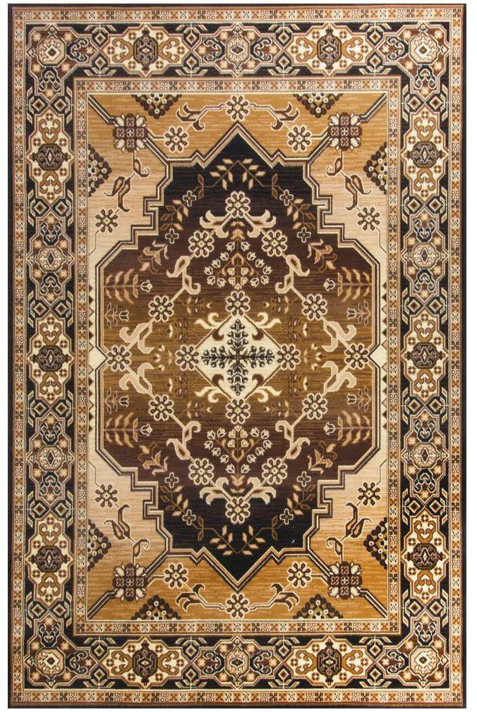 Dywan Cordoba brązowy 60 x 110 cm