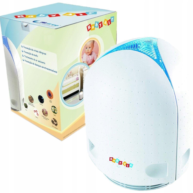 Oczyszczacz Powietrza dla Dziecka AirFree Babyair do 22 m