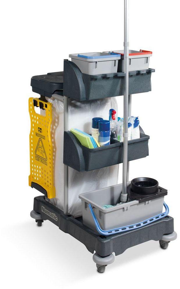 Numatic XCG 1 - wózek serwisowy do sprzątania